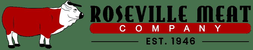 Roseville Meat Company Logo